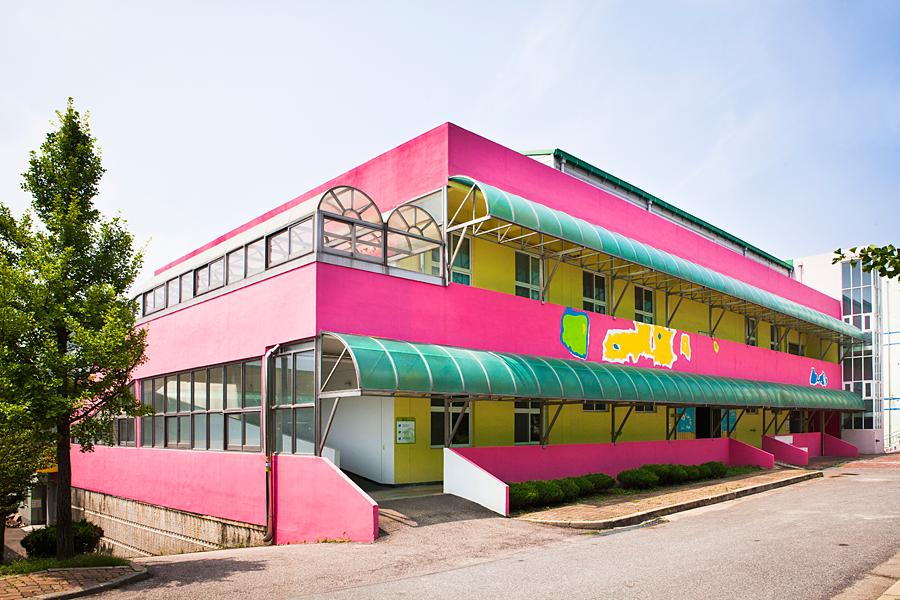 Creation Art Building